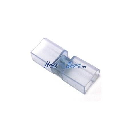 Empalme recto LED Neon Flexible LNF 2-pin