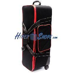 Bolsa de transporte para material fotográfico 79x28x28cm