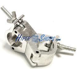 Abrazadera doble plata para Truss o barra de iluminación de 30mm