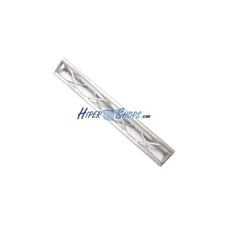 Truss triangular de aluminio plata 150mm tramo recto de 1m