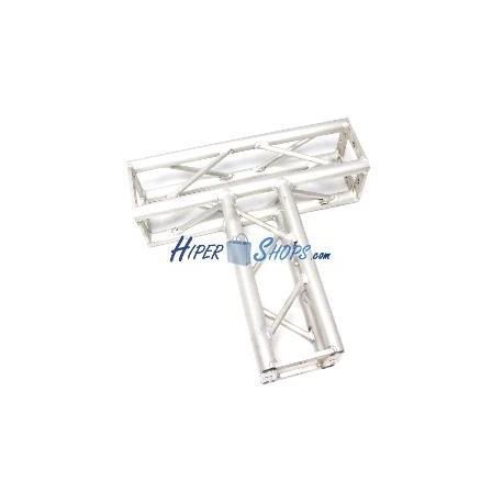 Truss cuadrado de aluminio plata 150mm tipo T