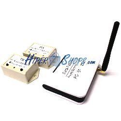 Sistema contador de personas por infrarrojos WiFi y LAN 15m - HPC004