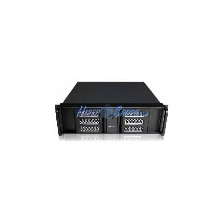 Caja rack19 IPC ATX 3U F480mm 2x5.25 5x3.5 2x2.5 RackMatic
