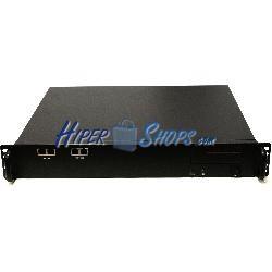 Caja rack19 IPC ATX 1.5U F350mm de telecomunicaciones LAN firewall de RackMatic