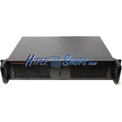 Caja rack19 IPC ATX 2U F280mm 3x3.5 RackMatic