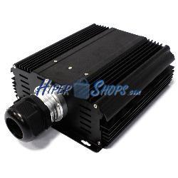 Fuente de luz LED iluminador para fibra óptica 1x45W RGB 36mm RF