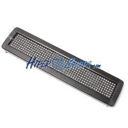 Rótulo electrónico de LEDs DisplayMatic de 50x7 LED blanco intenso