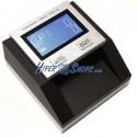 Detector de billetes falsos con totalizador LCD multi-divisa