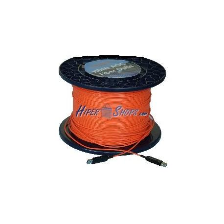 Cable extensor USB 3.0 activo por fibra óptica 100m