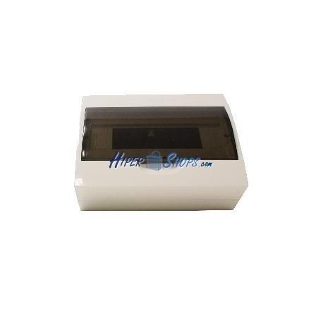 Caja de distribución eléctrica SPN 12M IP40 de superficie de plástico ABS