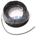 Tubo termoretráctil negro de 1,0 mm en bobina de 20 m