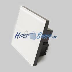 Interruptor táctil e inalámbrico 1-vía para lámparas y luces