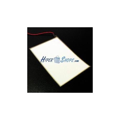 Panel electroluminiscente EL 205x143mm blanco