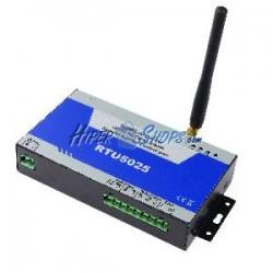 Control remoto por GSM de apertura de puertas y equipos eléctricos RTU5025W