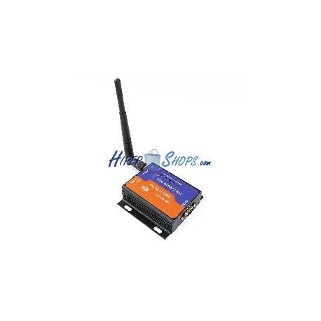 Módulo con carcasa RS232 serie a WIFI modelo USR-WIFI232-602