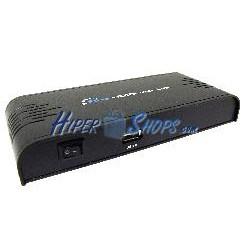 PC a HDMI y USB a través de LAN TCP/IP