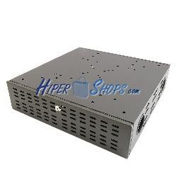 Carcasa metálica de CPU para pantalla de TV modelo MBS001