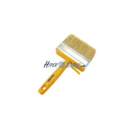 Brocha de pintura de 100x30mm para techo de herramientas Tolsen