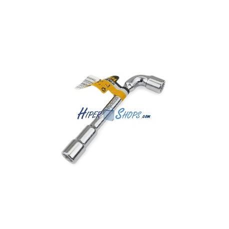Llave fija de tubo hexagonal de 10mm de herramientas Tolsen