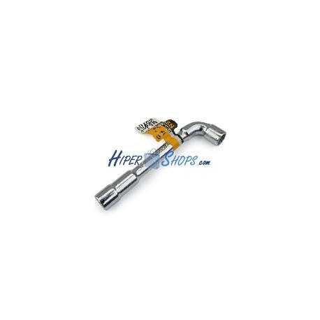 Llave fija de tubo hexagonal de 12mm de herramientas Tolsen