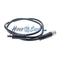 Cable BCC M8 macho-hembra 3-pin 50cm