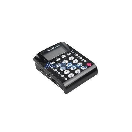 Marcador telefónico para auriculares con micrófono modelo KG41