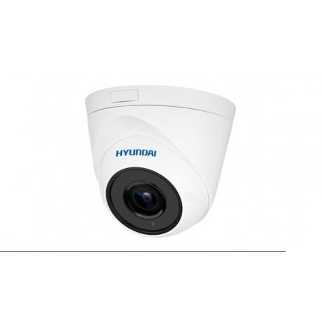 "Cámara Domo de exterior 4 en 1 1080P 1/2.7"" 2.4MP 2.8mm(motorizada) IP66 IR 40m"