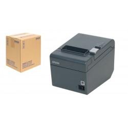 Impresora térmica Epson TM-T20II monocromática rollo 8cm 203x203ppp negro