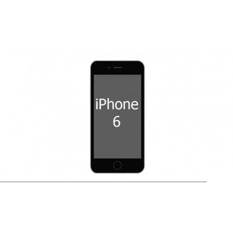 Componentes para iPhone 6 - LCD negro
