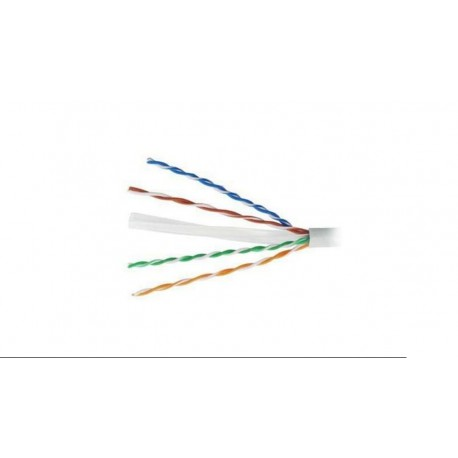 Bobina de cable UTP Cat.6 flexible gris 305m