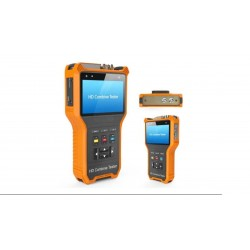 Tester CCTV Analógico/HDCVI/AHD RS485, RJ45 entrada/salida BNC
