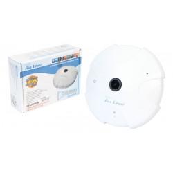 Cámara IP Airlive interior techo 2MP con lente Fish Eye PoE 802.3af