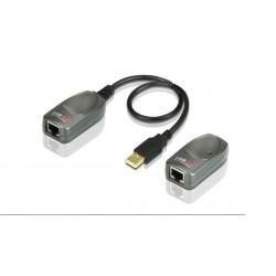 Amplificador de señal USB por UTP Cat. 5E/6 hasta 60m