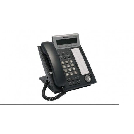 Teléfono fijo digital Panasonic KX-DT333SP-B Refurbished A