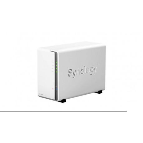 "Caja externa NAS DS216SE 2.5/3.5"" 2 Bahías hasta 16TB Cloud USB 2.0 Lan Giga Raid 1"