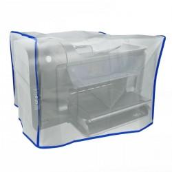 Funda protectora de polvo Cubierta para impresora láser universal 455 x 370 x 215 mm