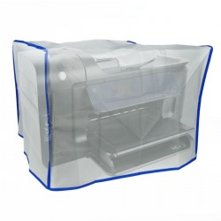 Funda protectora de polvo Cubierta para impresora láser universal 480 x 480 x 330 mm
