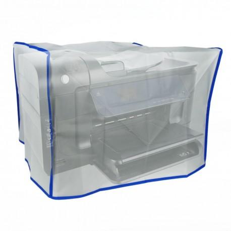 Funda protectora de polvo Cubierta para impresora láser universal 420 x 400 x 280 mm