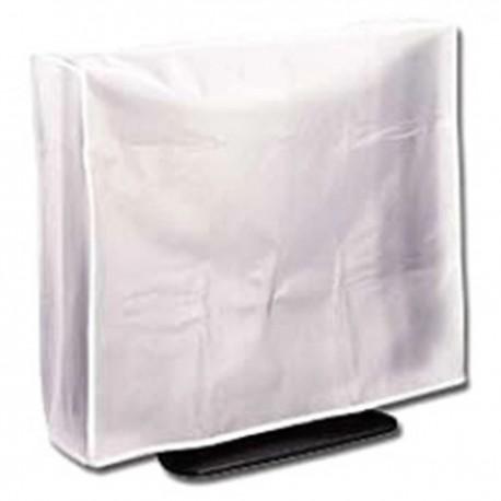 """Funda cubierta protectora para pantalla plana monitor tv LCD de 15"""" 50x15x40 cm"""