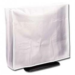 """Funda cubierta protectora para pantalla plana monitor tv LCD de 21"""" 65x15x55 cm"""