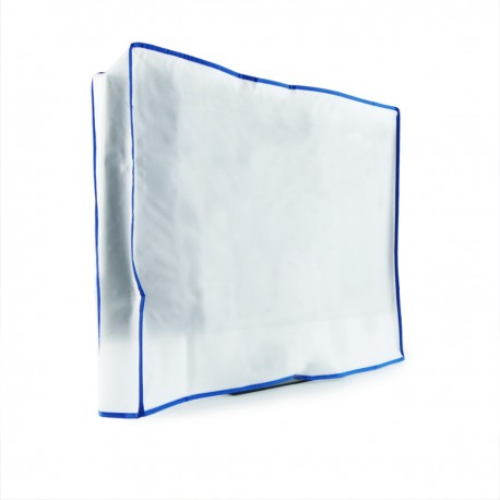 """Funda cubierta protectora para pantalla plana monitor tv LCD de 26"""" 66x12x60 cm"""