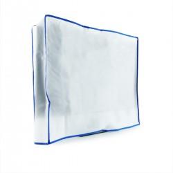 Funda protectora para pantalla plana, TV, monitor 50'' (125x12x110 cm)