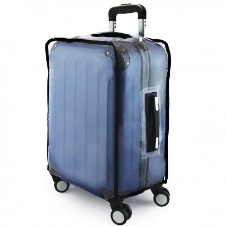 """Funda impermeable para maleta y cubierta de protección de equipaje de 26"""" 44x30x60cm"""