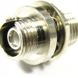 Acoplador de fibra óptica FC a FC monomodo simplex