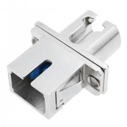 Acoplador de fibra óptica SC a LC multimodo simplex