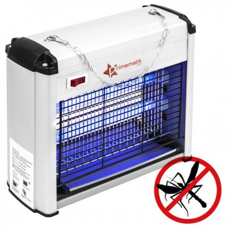 Matamoscas y mosquitos eléctrico Lámpara mata insectos voladores y moscas 12 W