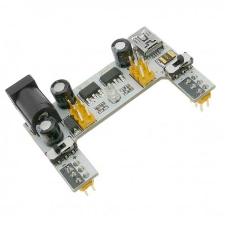 Fuente de alimentación de 3.3V-5V para circuito impreso XD-42