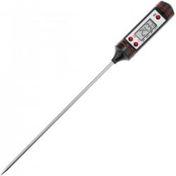 Termómetro digital con sonda rígida para cocina y alimentos DW-0213