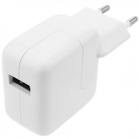 Fuente de alimentación 220VAC a USB A hembra 5VDC 2A 1 puerto