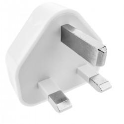 Fuente de alimentación UK 220VAC a USB A hembra 5VDC 1A